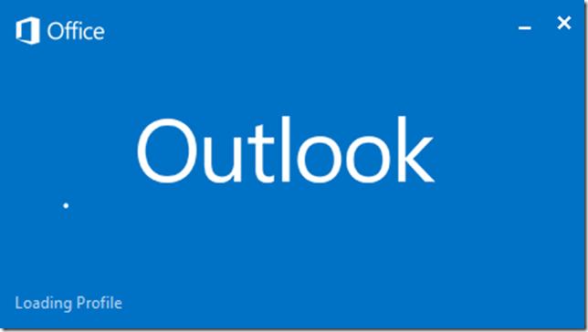 Microsoft Office 2013 se cierra